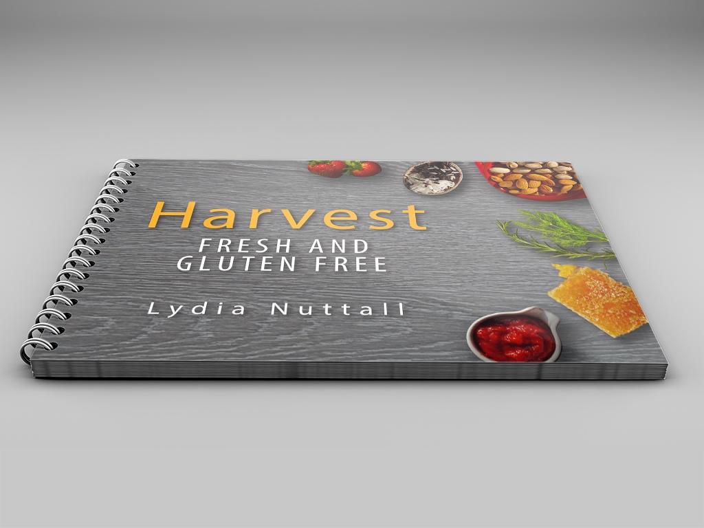 Harvest Fresh and Gluten Free Recipe Book